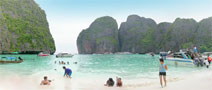 Maya Bay 360-degree